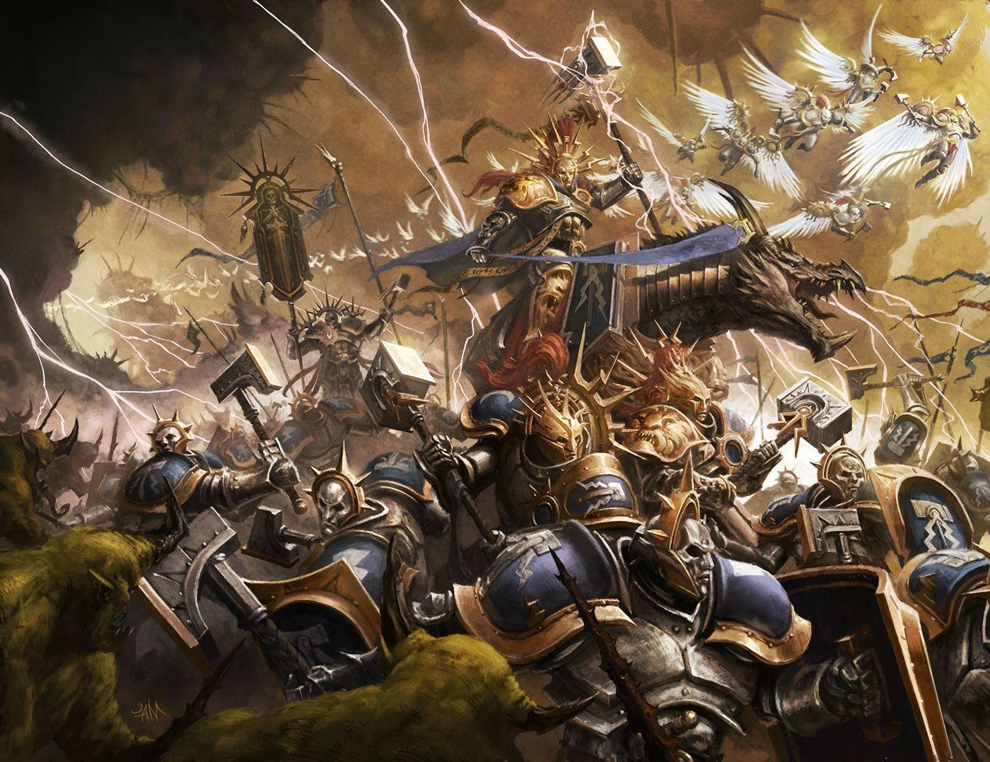 Warhammer work in 2020 Warhammer fantasy, Warhammer art