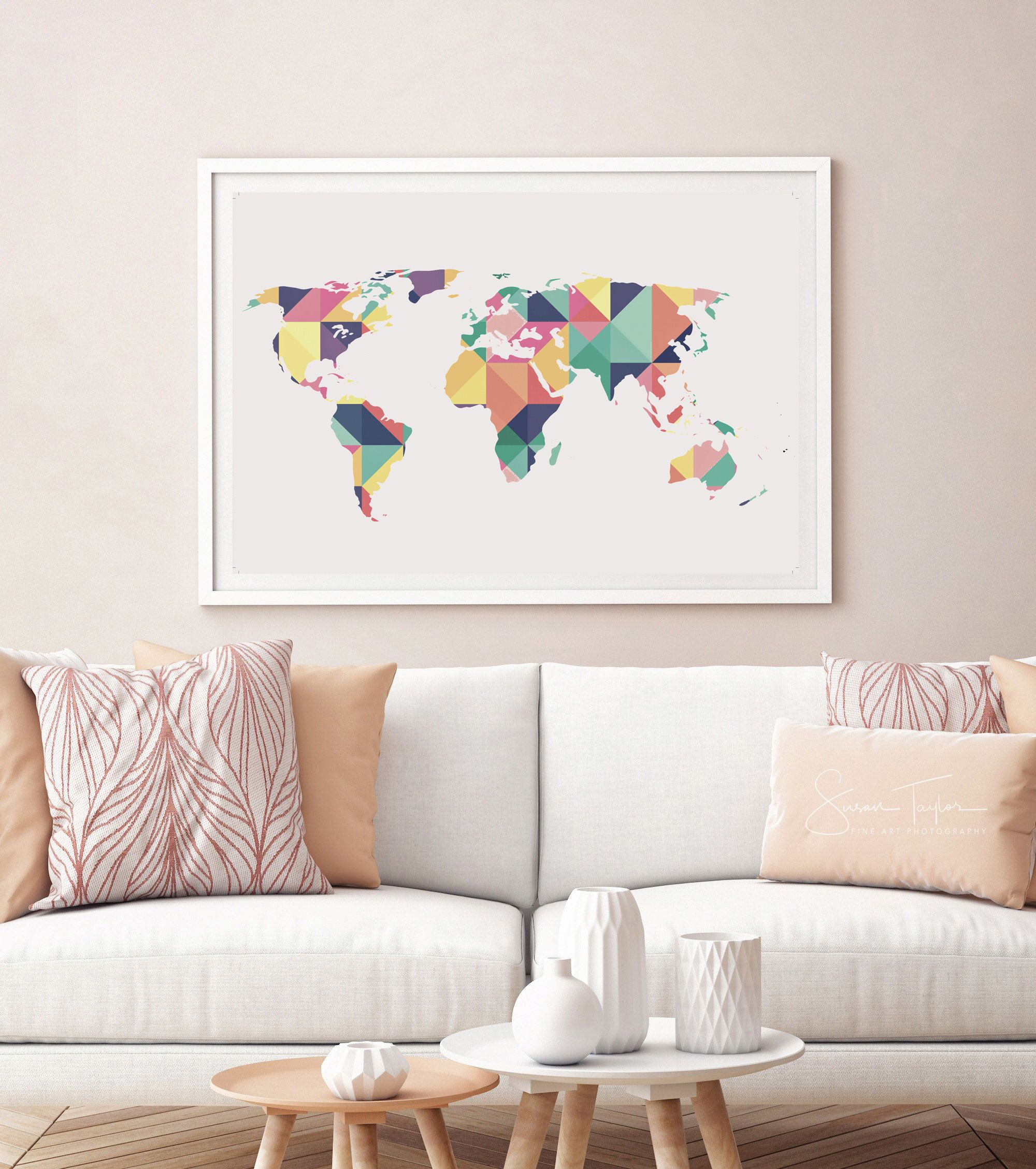 World map print world map wall art world map canvas world map world map print world map wall art world map canvas world map poster geometric print geometric art geometric world map pin board gumiabroncs Choice Image