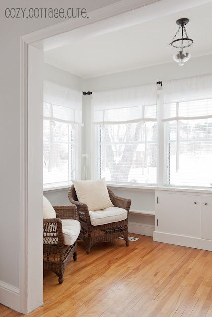 Gray Owl Paint Color Benjamin Moore Gray Owl Sunroom