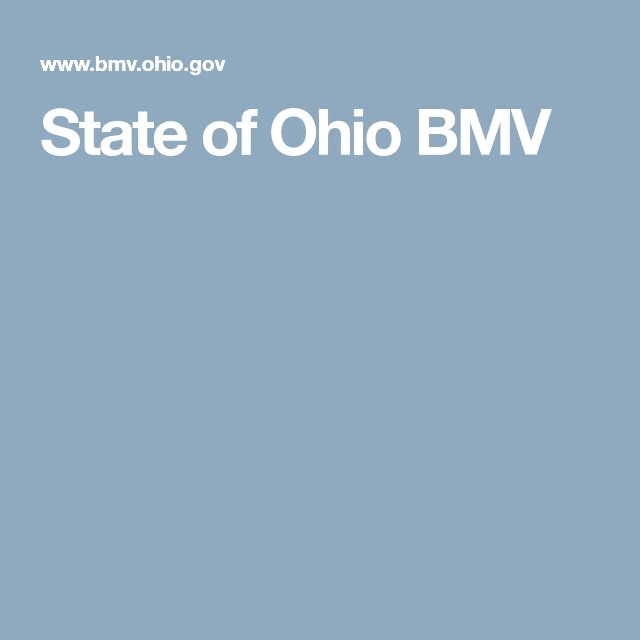 State of Ohio BMV | 30 nspiring Quotes to live by