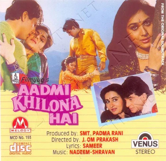 Aadmi Khilona Hai 1993 Flac V 2020 G