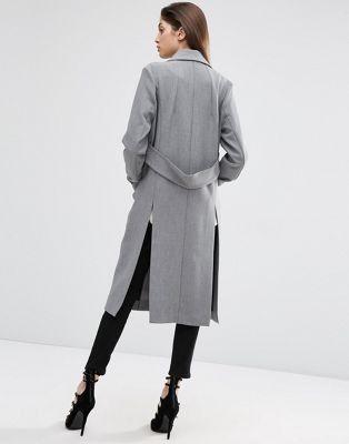 Chic waistcoat.
