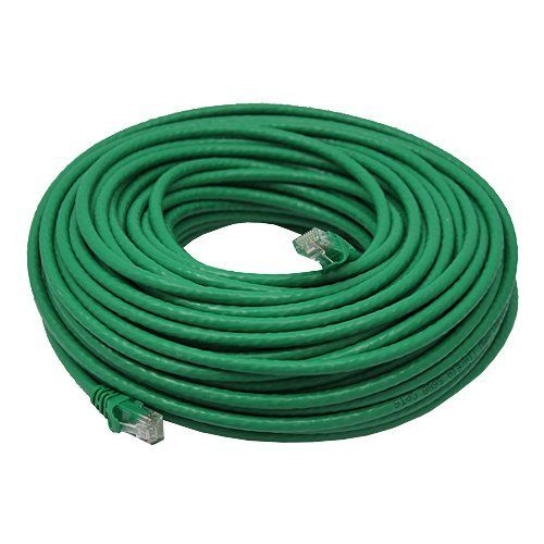 Cable Matters 150ft Cat6 Utp Stranded Assembled Network Cable In Green By Cable Matters 27 00 Overview Category 6 Cable Commonly Referred Grun Farbe Farben