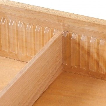 Drawer Divider Holders Select Size Rockler Woodworking Tools Drawer Divider Kitchen Drawer Dividers Diy Drawer Dividers