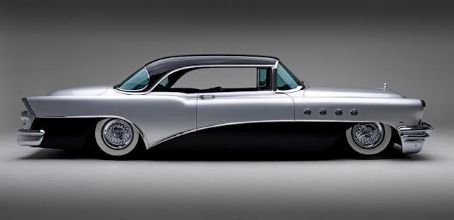 """'55 Buick """"4 holer"""""""