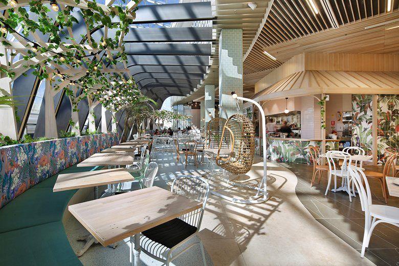 Mezz Kitchen And Bar Melbourne 2016 Studio Y Interior Photography Interior Design London Outdoor Restaurant