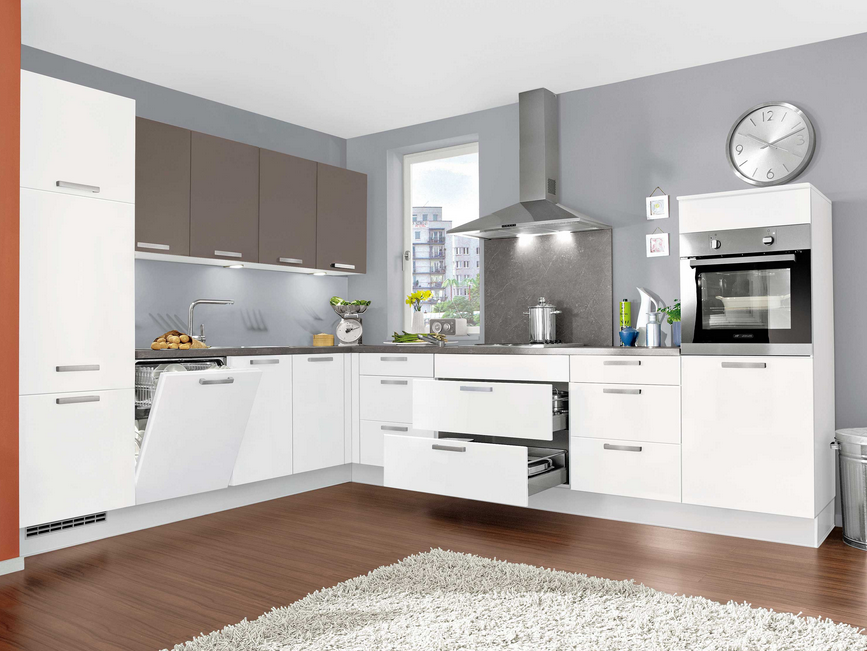 nolte k chen arbeitsplatten mit seiner gro en gr e es. Black Bedroom Furniture Sets. Home Design Ideas