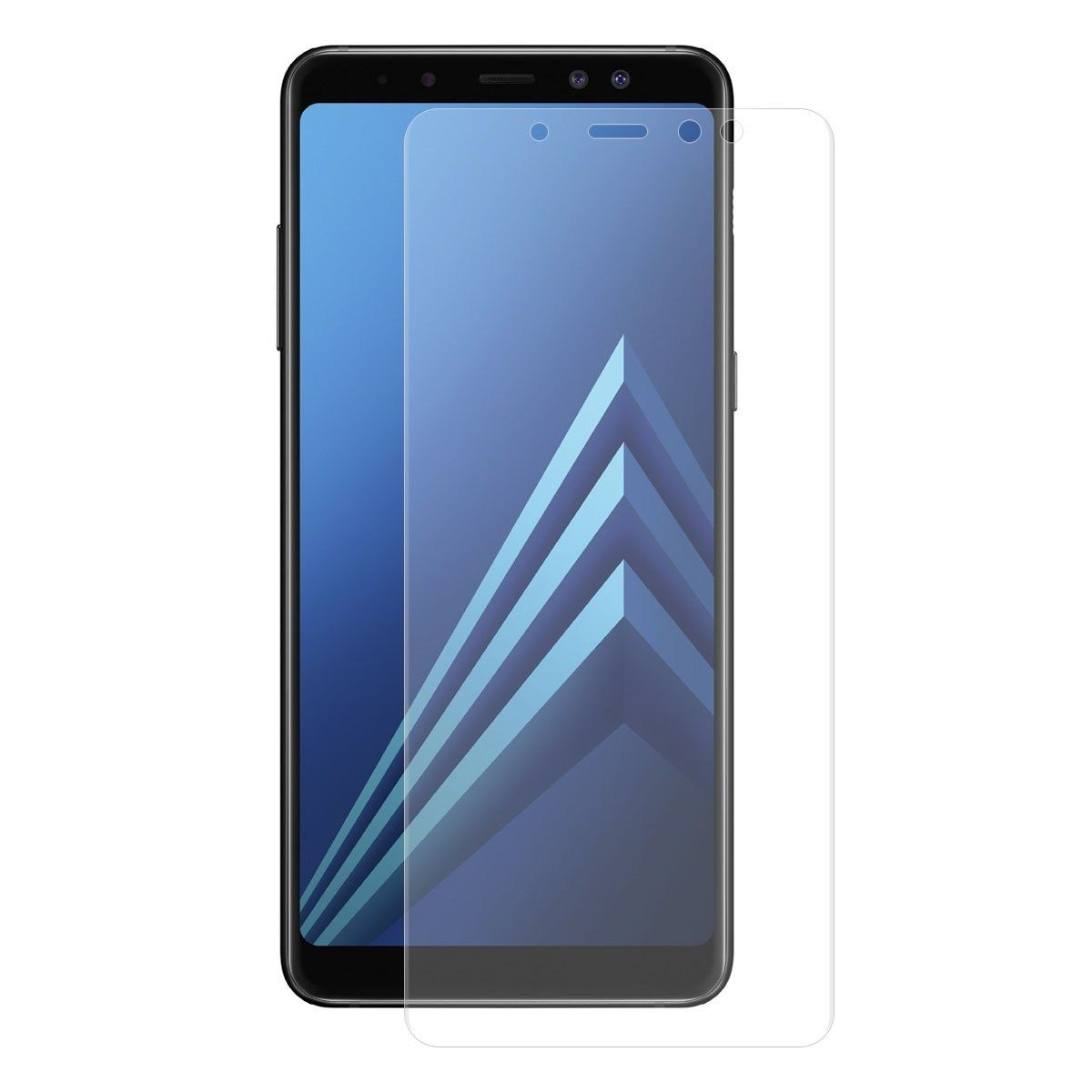 Enkay Screen Protector For Samsung Galaxy A8 Plus 2018 3d Curved Edge Hot Bending Soft Pet Film Galaxy Samsung Galaxy Screen Protectors