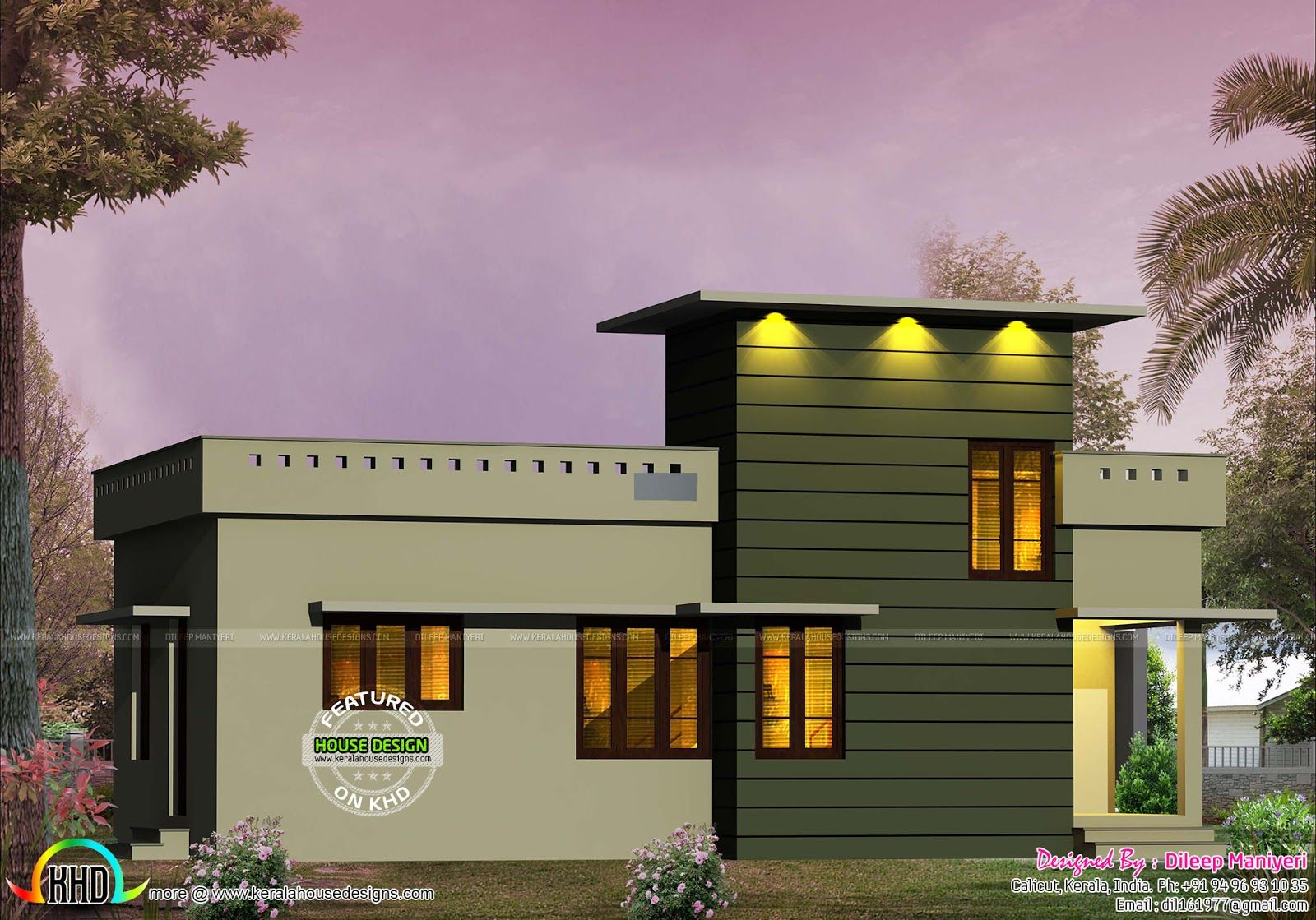 Small House Plans 700 Square Feet 22 Luxury Home Design 600 Sq Ft Homeriview In 2020 Kerala House Design Luxury House Designs House Plans With Photos