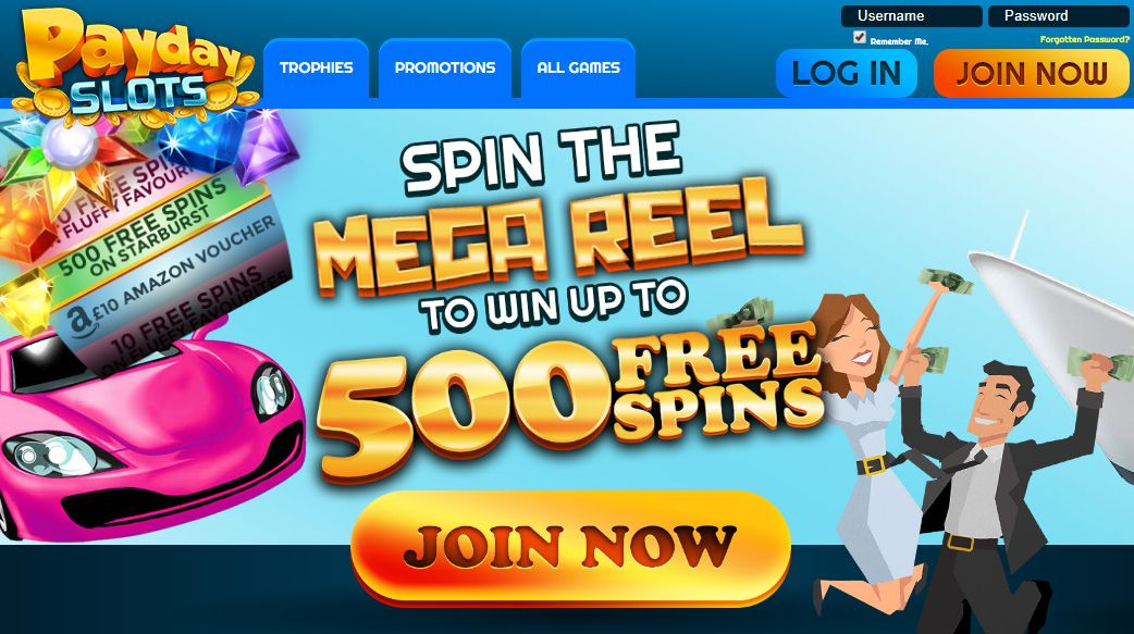 Jumpman Gaming Limited has launched new slot site Payday