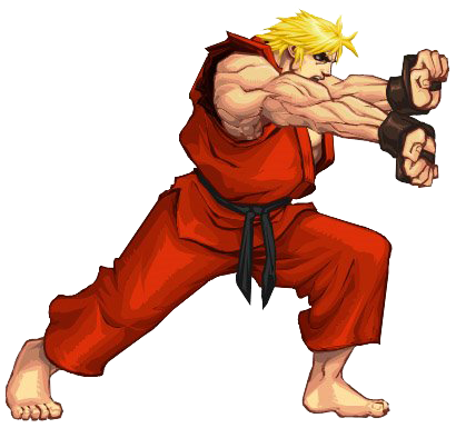 Ssf2hd Ken Masters 1 Png 410 385 Street Fighter Characters
