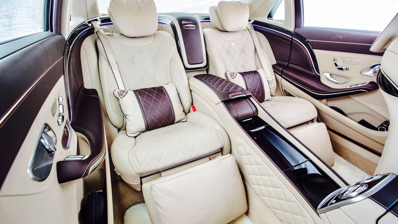 2018 Mercedes Maybach S600 Inside The World Most Luxurious Vehicle Interior Design Firms Top Interior Design Firms Maybach