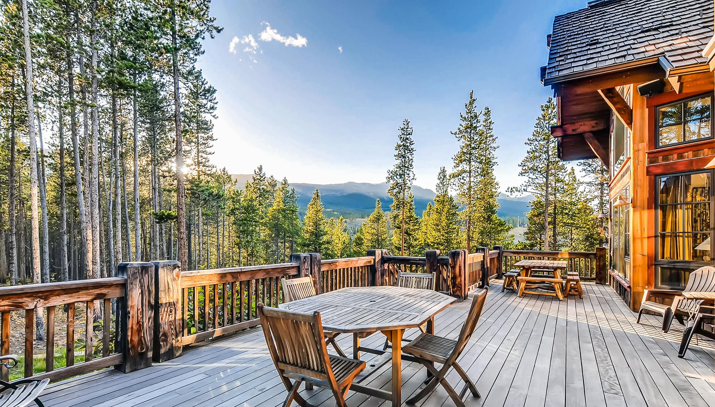 Check Out This Amazing Luxury Retreats Property In Colorado Breckenridge With 8 Bedrooms Browse More Photos And Read Th Chalet Breckenridge Luxury Retreats