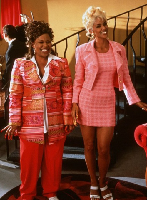 Natalie Desselle-Reid and Halle Barry in B.A.P.S. | Movies ...