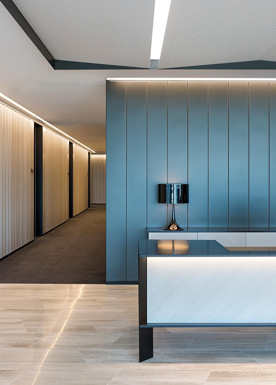 Corrs Chambers Westgarth Elegant Office Interior Design