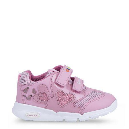 Geox Runner Girl Zapatos Para Niñas Zapatillas De Niñas Diseños De Zapatos