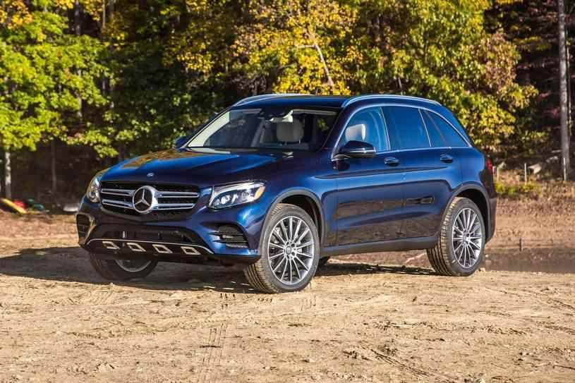 سعر مرسيدس بنز GLC كلاس 2019 في الإمارات Mercedes suv