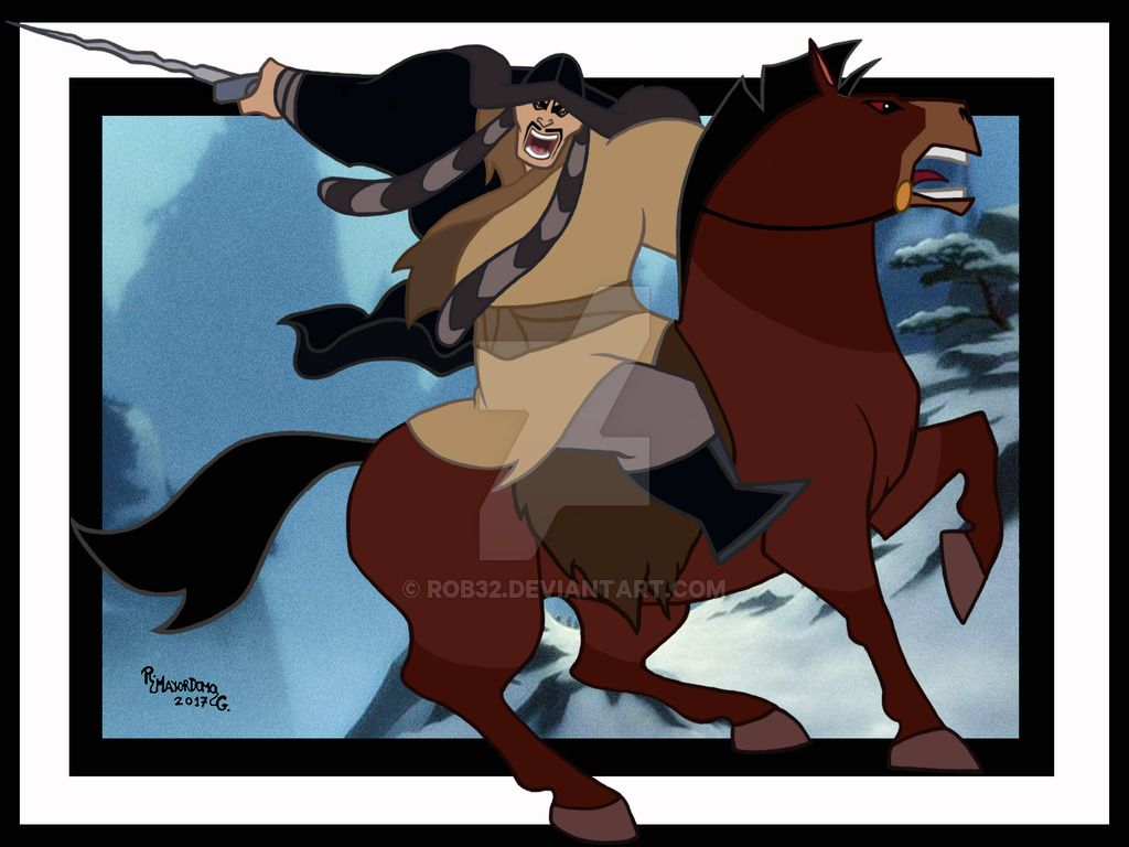 Uncategorized Horse From Mulan shan yu horses by rob32 deviantart mulan palace pets mulan
