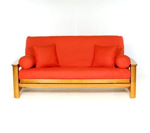 lifestyle covers orange full size futon cover amazon http   www amazon  lifestyle covers orange full size futon cover amazon http   www      rh   pinterest