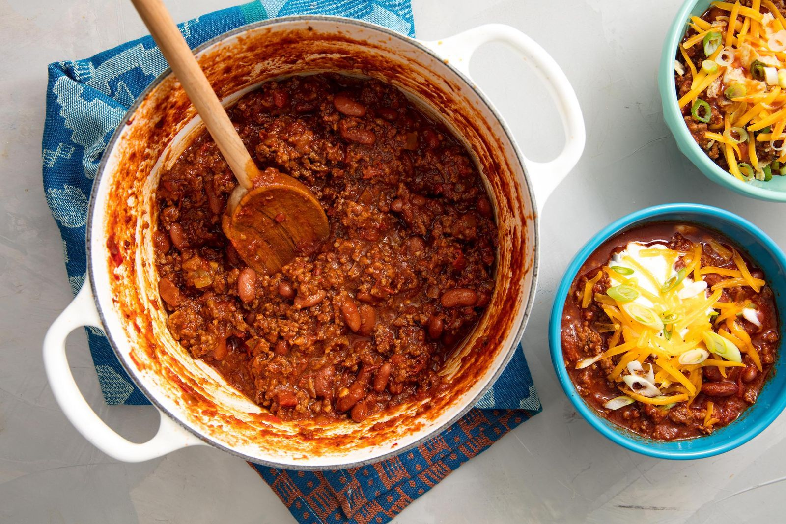 Substitute With Meatless Lightlife Ground Use Both Canned Kidney And Navy Beans And Chopped Jalopena Pepp In 2020 Best Easy Chili Recipe Recipes Beef Chili Recipe
