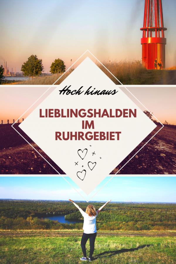 Hoch hinaus - Meine Lieblingshalden im Ruhrgebiet - Mein Ruhrgebiet