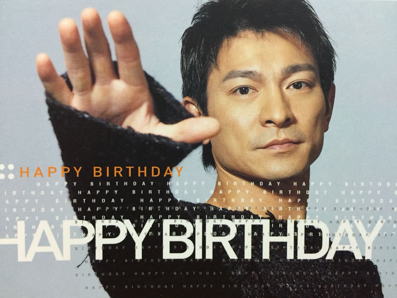 Andy Lau You Are My Girl