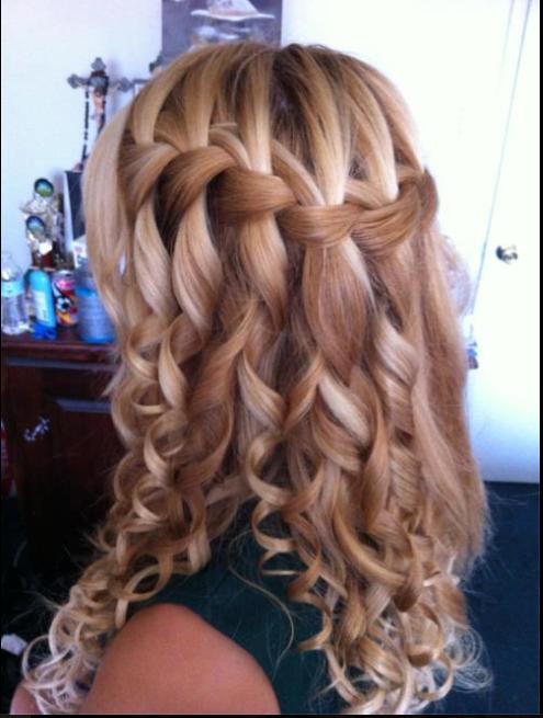 Beatiful Hair Styles Curly Hair Trends Long Hair Styles