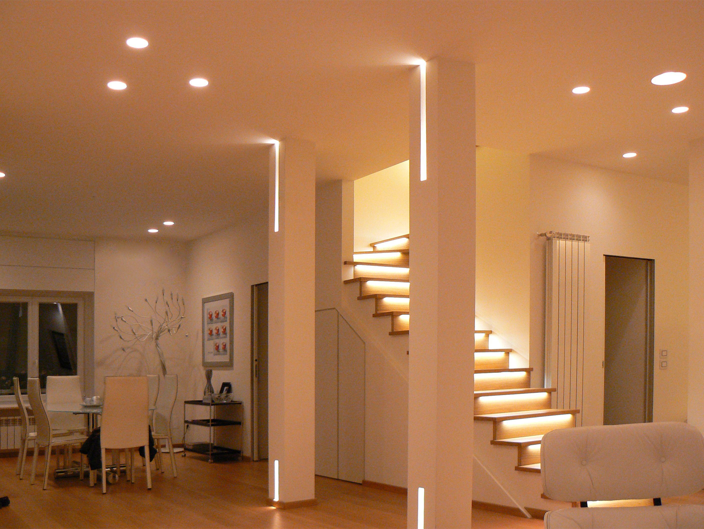 Abitazione - Ottava strada, San Felice. Living room. # ...