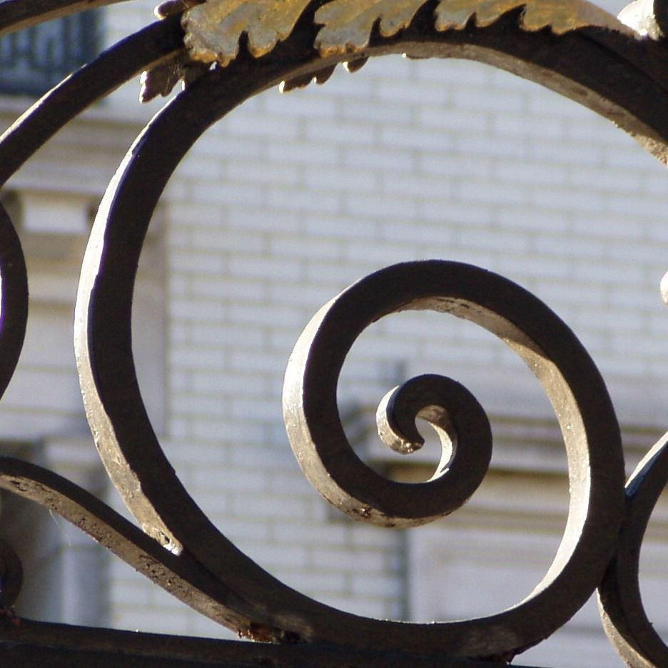 Historic Savannah GA has incredible architecture.