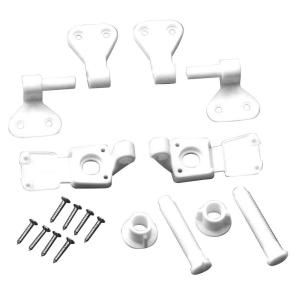 DANCO Toilet Seat Hinges (2 Pack) 9DD0088018 At The Home Depot