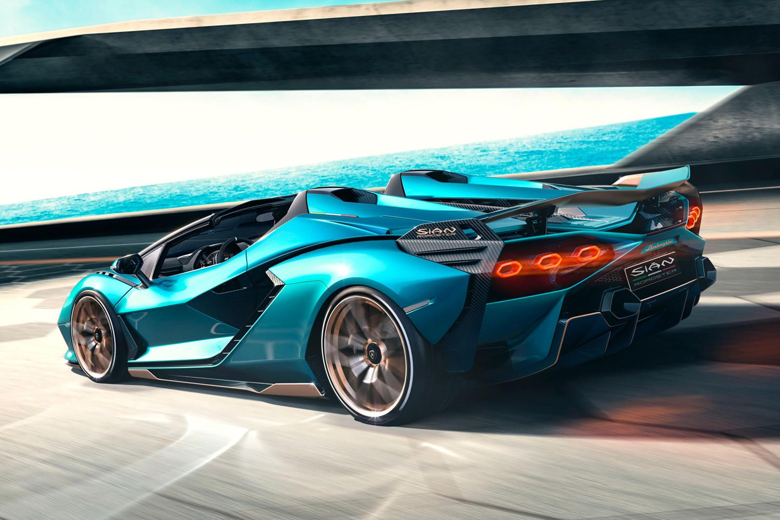 There S Something Lamborghini S Next V12 Supercar Won T Have The Just Revealed Sian Roadster Has It Though In 2020 Super Cars Roadsters Lamborghini