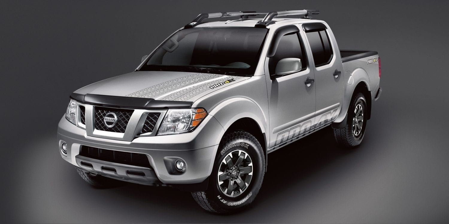 2019 Nissan Frontier Accessories Parts Nissan Usa With Images