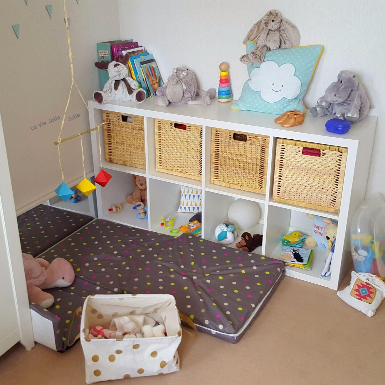 nido b b d 39 inspiration montessori chambre et. Black Bedroom Furniture Sets. Home Design Ideas
