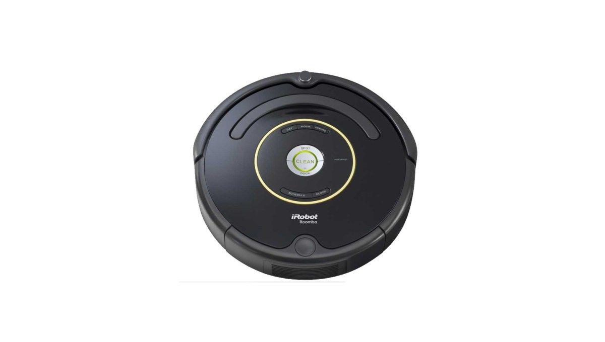 irobot roomba 650 self charging robot vacuum for at best buy