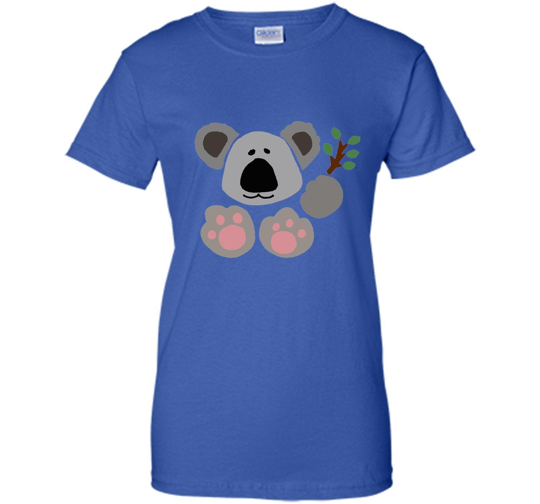 Becoming Artsy Funny Baby Koala Bear 2017 T Shirt