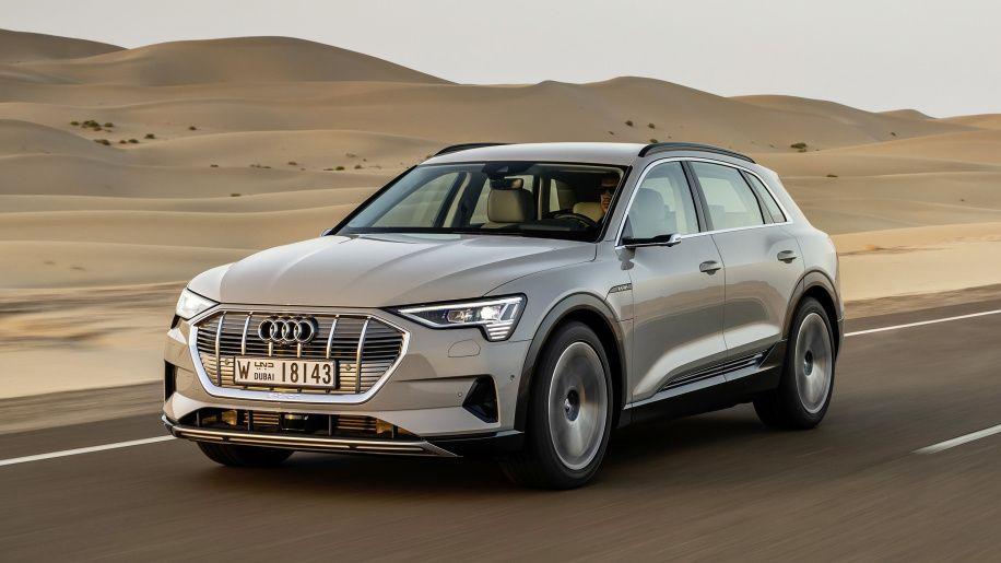 2020 Audi E Tron Electric Crossover Review Audi E Tron Audi E Tron