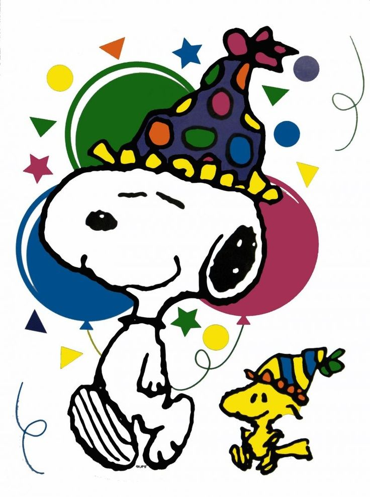 Snoopy's New Year Partymy last pin of 2013. Happy New