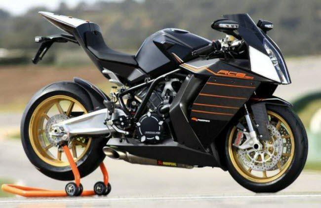 Top 6 Best And Fastest 1000cc Sports Bikes Ktm Rc8 Sport Bikes Ktm