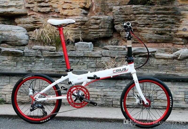 Diy Crius 20 Folding Bike Sepeda