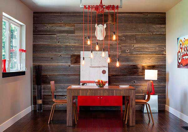 Interior Trend: Wood Accent Wall Design Ideas