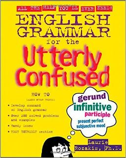 English Grammar For The Utterly Confused Libro Ingles Aprender Inglés Español Ingles