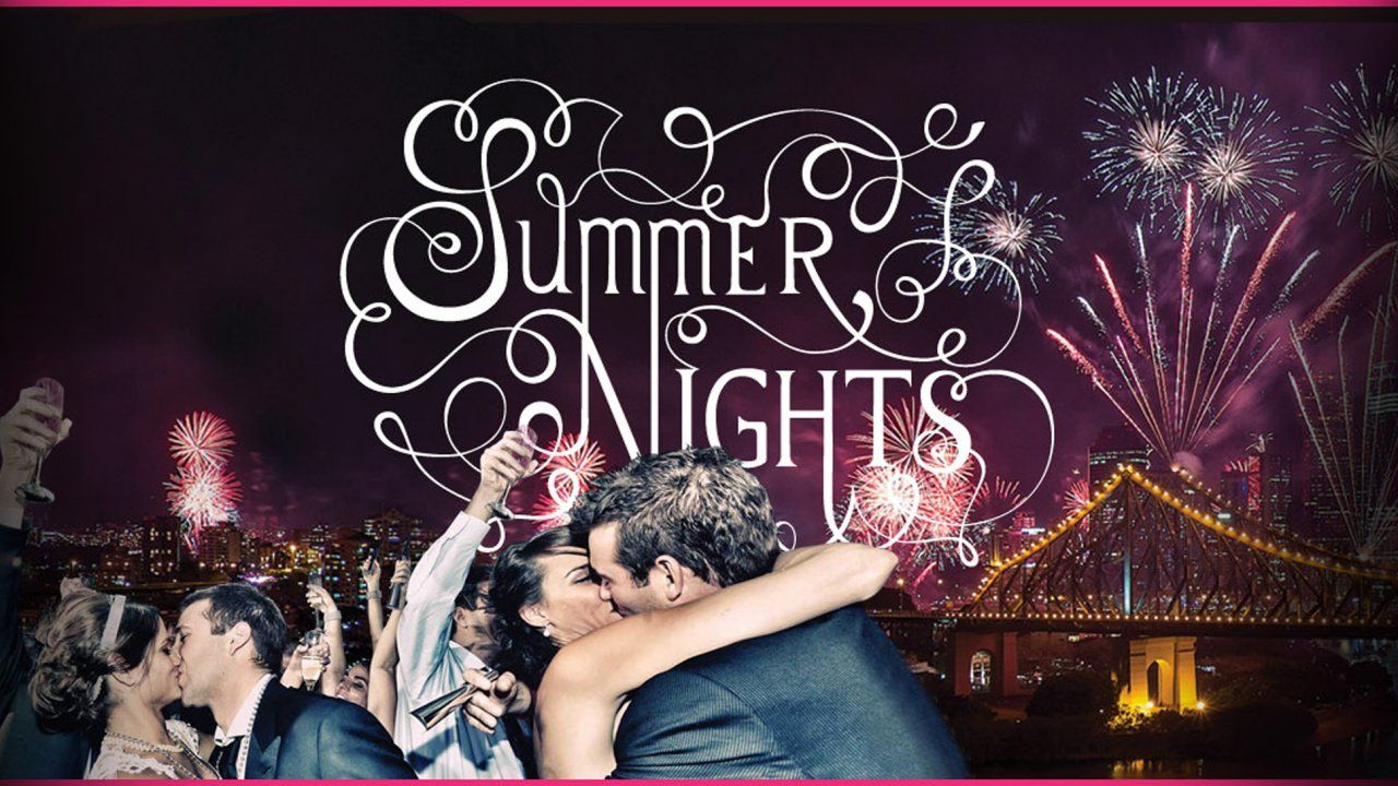 Summer Night New Years Party Event website, Celebrities