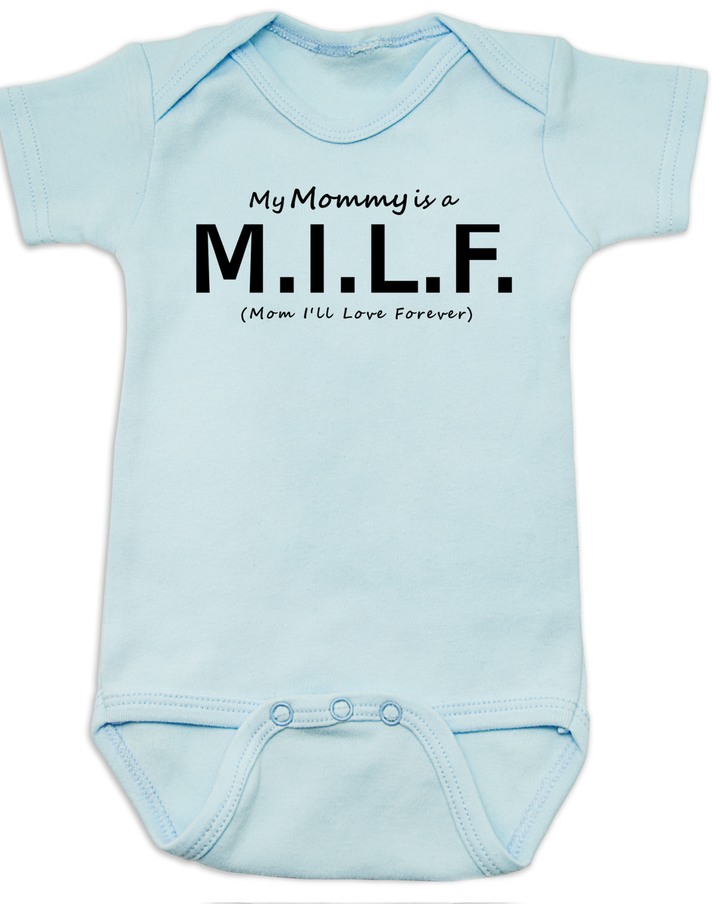 I/'m moms favorite funny infant baby shower one piece tshirt onesie