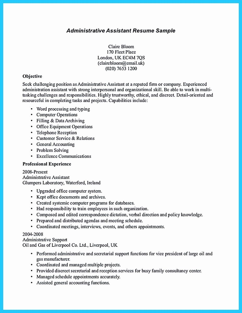 23 Medical assistant Resume Objective Examples Entry Level
