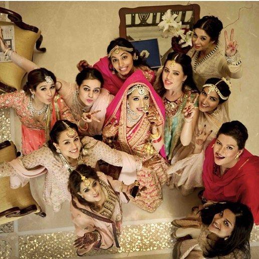 Look up !! Popular on our gallery , shot by @angadbsodhi | #bridesmaid #indianbride #indianwedding #sisterofthebride #weddingphoto #indianwedding #lookup #bridal #bridephotography #wedmegood #instawedding #ootd #photography