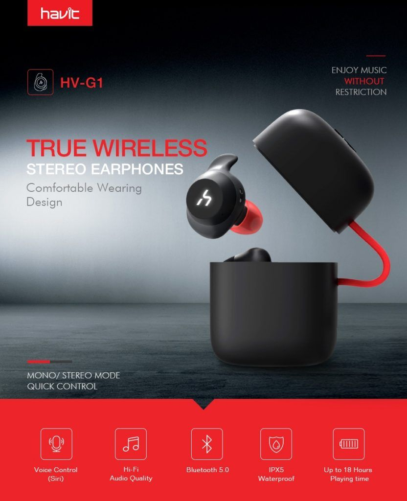 1588a83c1af One of The Mini Best Wireless Earphones to Buy in 2019 | Best ...
