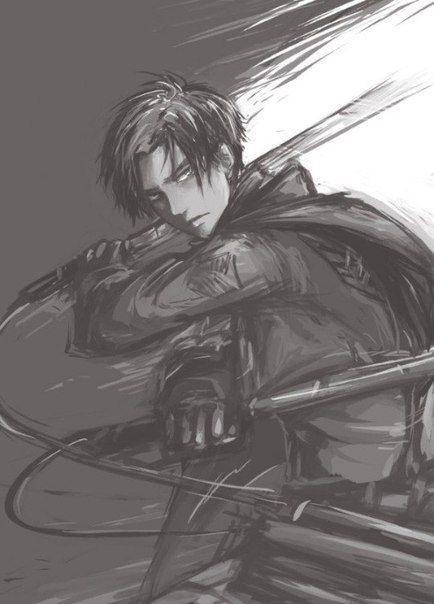 Shingeki no Kyojin┋Атака Титанов┋Attack on Titan | Levi Ackerman