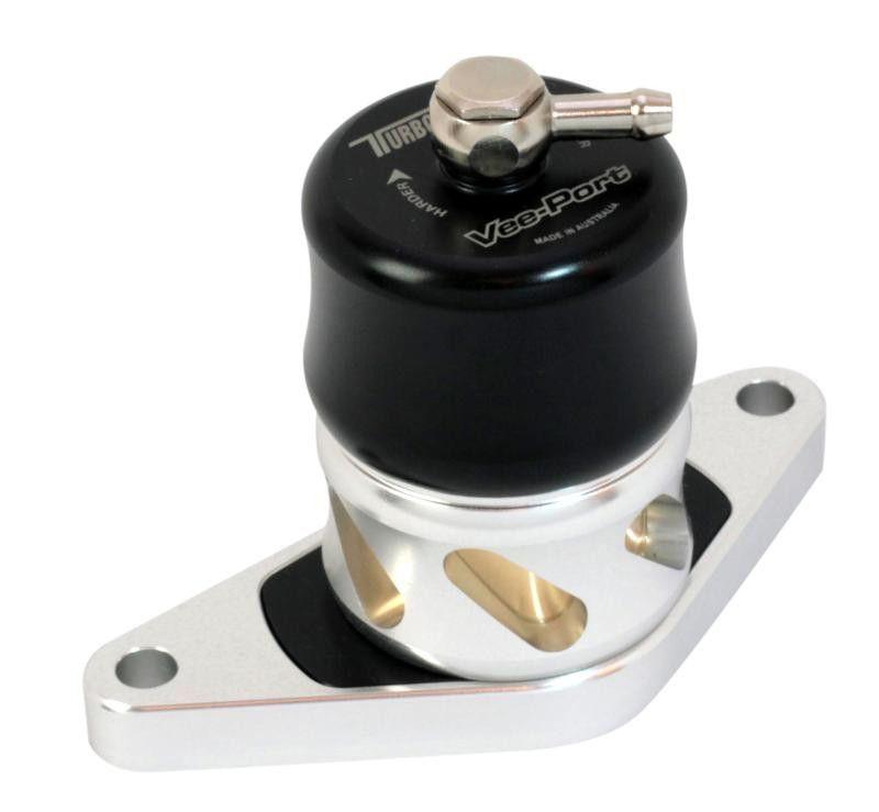 Turbosmart BOV Vee Port Subaru-Black | Subaru Auto Parts