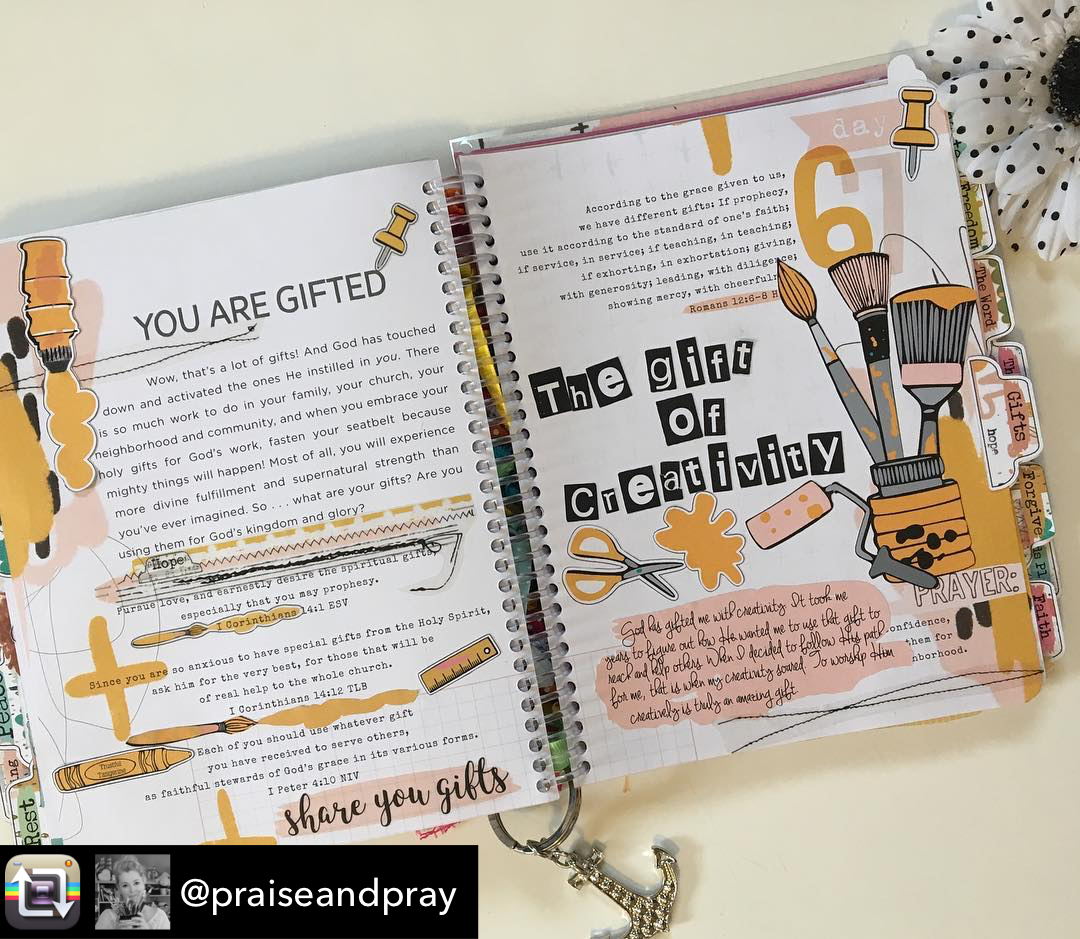 Day 67 100 Days Of Bible Opromises What Gift Has God Blessed You With 100daysofbiblepromises Lot95 With Images Bible Promises Bible Study Notebook Scripture Journaling