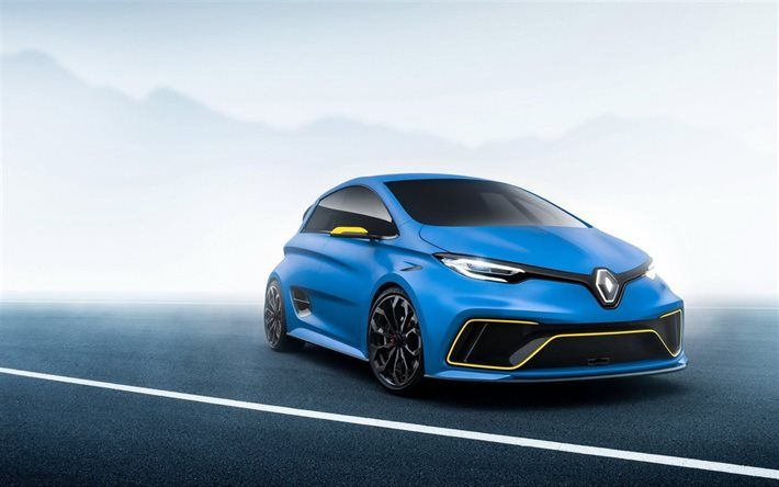 Renault Zoe E Sport Cars Hatchback Electric Cars Renault